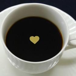 Декор Gold 126 «Сердце»